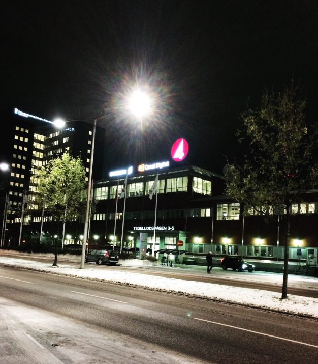 möte i TV4-huset