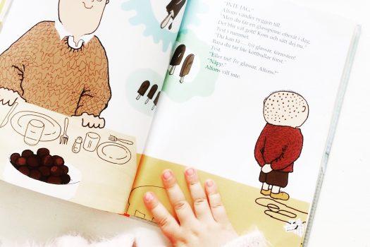 Lånat en miljon barnböcker